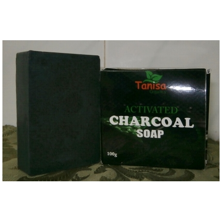 Activated Charcoal Soap, 100g